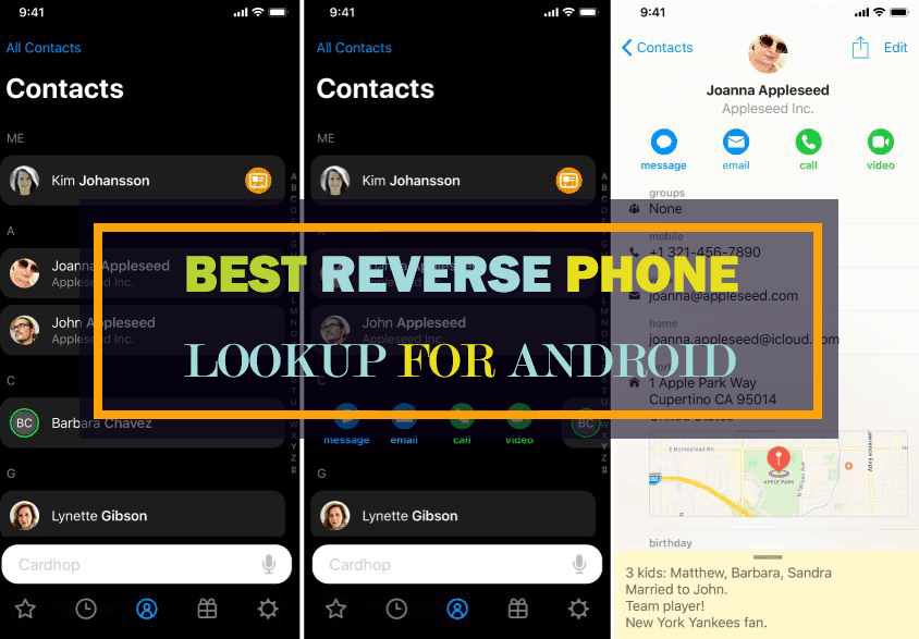Best free Reverse Phone Lookup App for Android