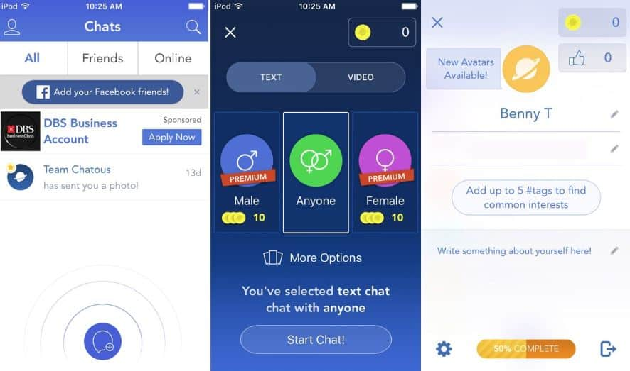 Best Anonymous Chat App