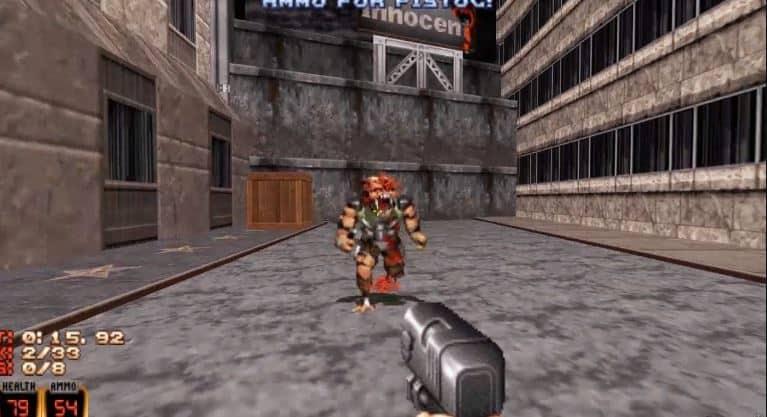 Duke Nukem 3D apk