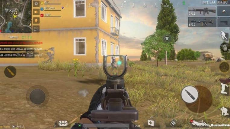 Millet Shootout Battle Royale apk