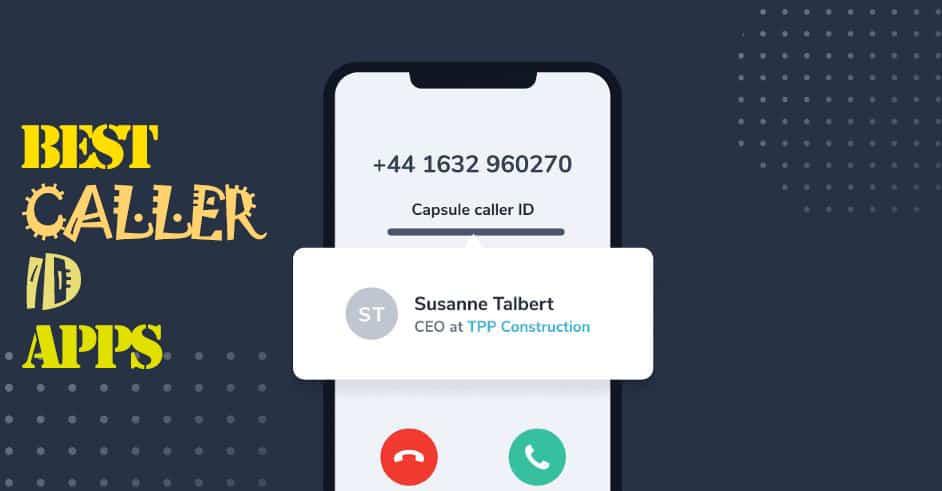best caller id finding app
