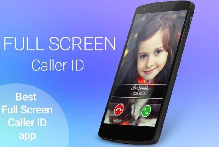 Full Screen Caller apk