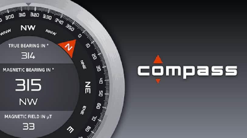 best kompass app