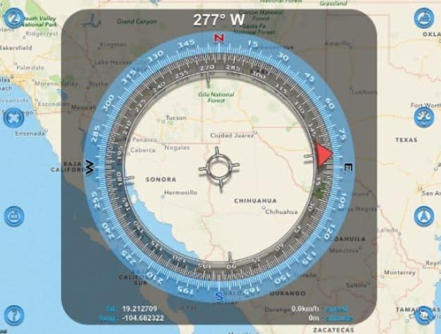 Gyro Compass - Giroscopio