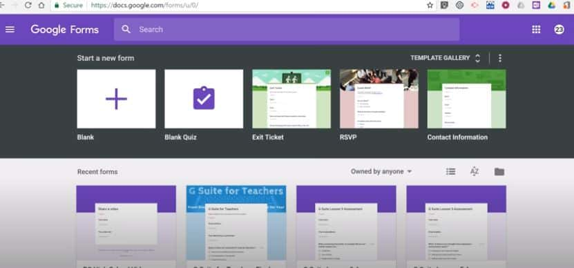 how to customize google forms