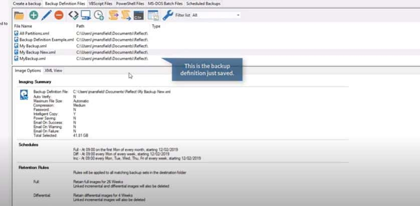 How to Back Up Windows With Macrium Reflect