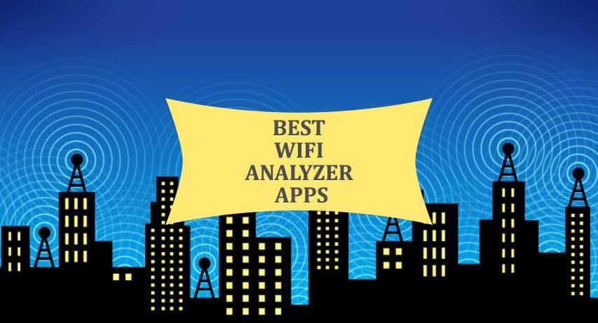 best wifi analyzer app