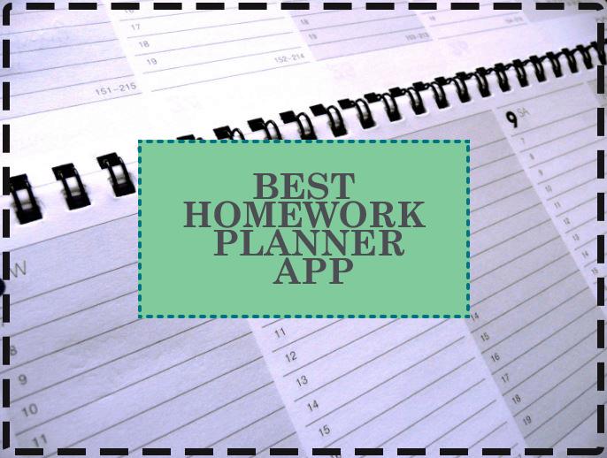 best homework planner app