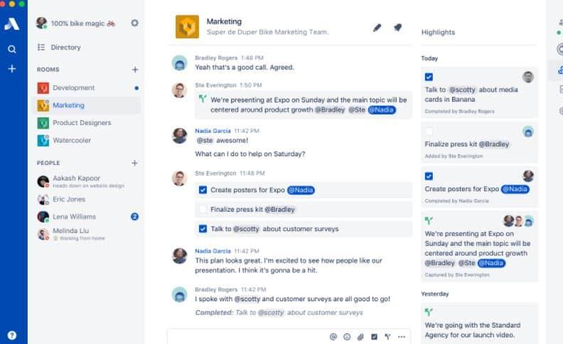 Stride by Atlassian