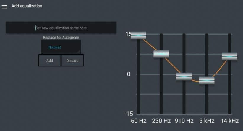 Headphones Equalizer App