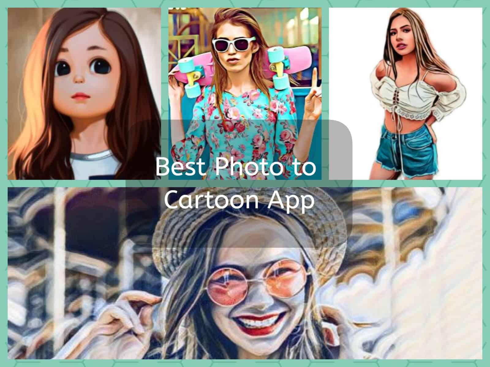 Best Photo to Cartoon Apps